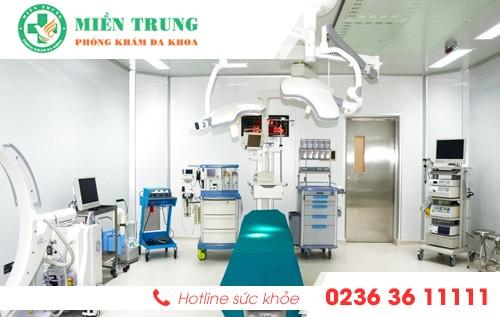 Bệnh viện phụ khoa uy tín tại Đà Nẵng – Bệnh viện Đa khoa Miền Trung