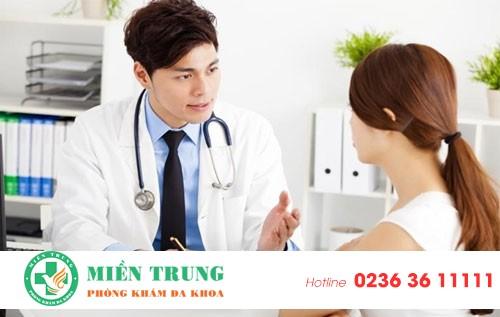 Chữa viêm âm đạo nhanh chóng tại Đa khoa Miền Trung