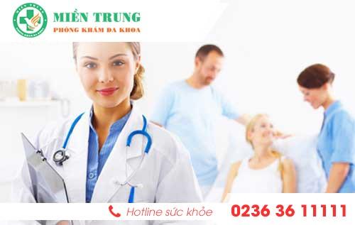 Phụ khoa Miền Trung – Phòng khám phụ khoa số một Đà Nẵng