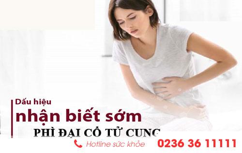 Dấu hiệu và nguyên nhân bệnh phì đại cổ tử cung là gì? Tác hại của bệnh như thế nào?