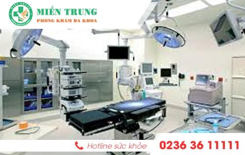 Địa chỉ chữa bệnh phụ khoa uy tín tại Đà Nẵng - Phòng khám Đa khoa Miền Trung