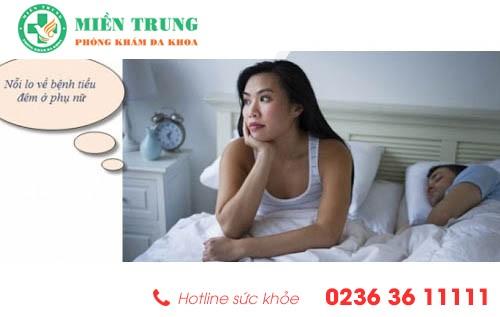 Điều trị tiểu đêm nhiều ở nữ nhanh chóng - tiết kiệm chi phí